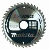 Makita 165x20mm TCT MakForce Circular Saw Blade - 10 Teeth (B-08159)